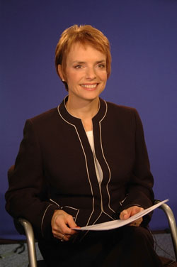 Deborah Hall - Business Television Presenter